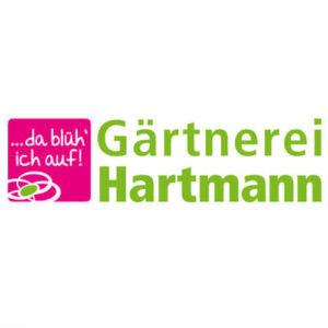 Sponsor Gärtnerei Hartmann