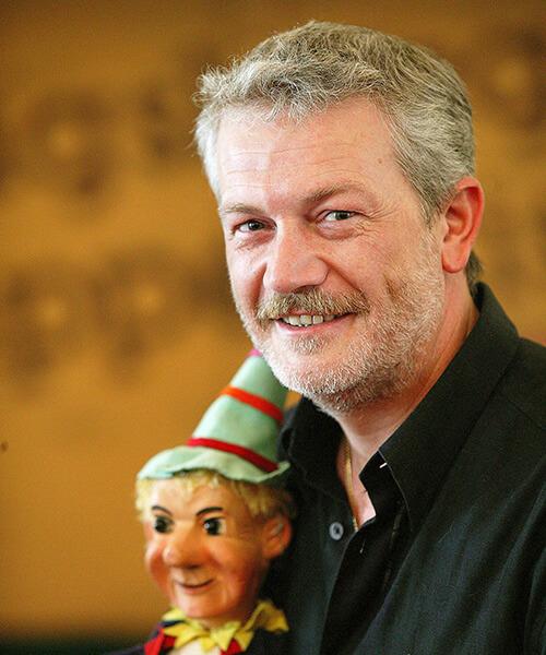 Beisitzer Klaus Marschall